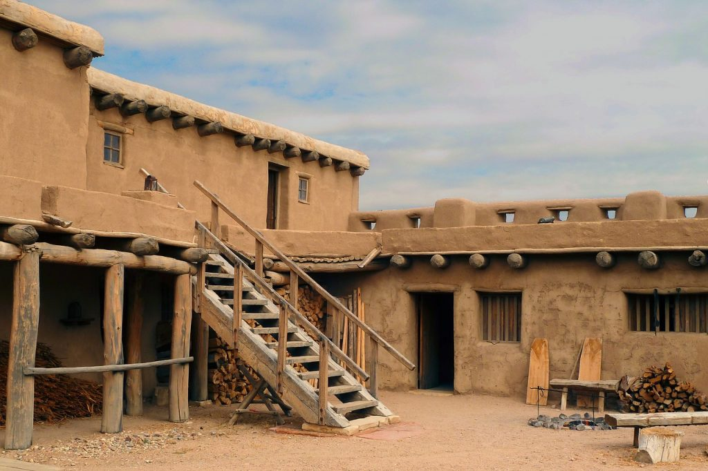 bent's old fort, fort, trading post