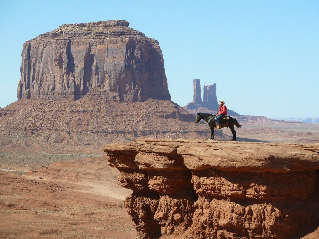 monument valley, western, wild west
